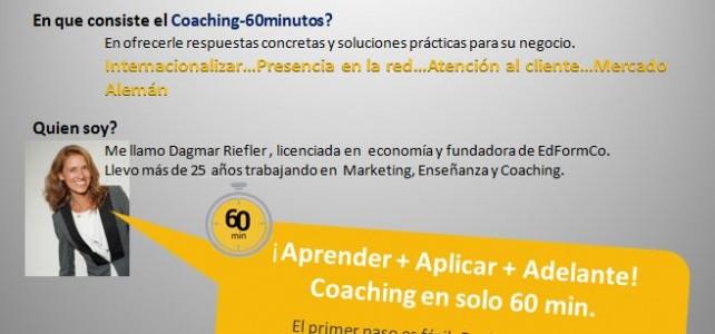 Coaching eficaz en 60 minutos